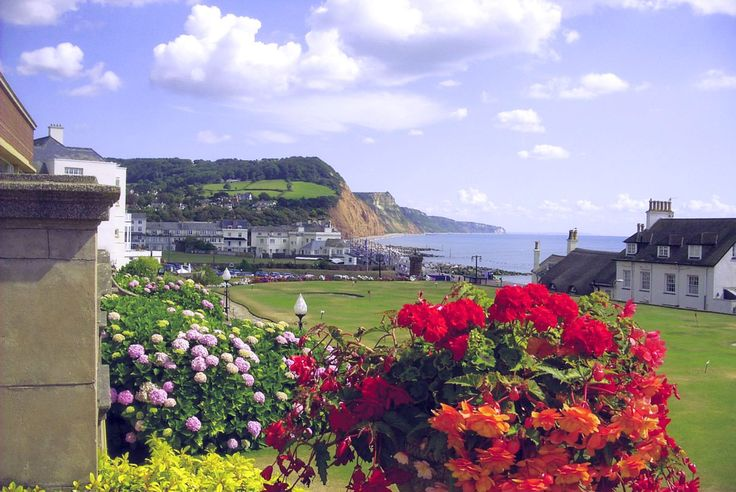 SIDMOUTH:  Sidmouth approaches perfection as it has everything you could possibly want - beaches, stunning coastal walks, gardens, a theatre and cinema, stylish eating places, and some of the best shops in East Devon selling desirable items such as unusual gifts, designer clothing, and lifestyle goods.  (c) Sidmouth Town Council  http://www.heartofdevon.com/places-to-visit/sidmouth-p190163