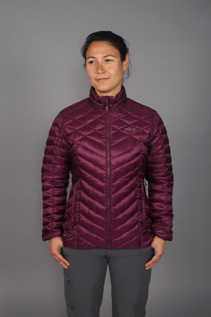 The Women's Altus Jacket is a new lightweight Cirrus™ synthetic insulated jacket, designed for use in cold, damp and changeable environments.