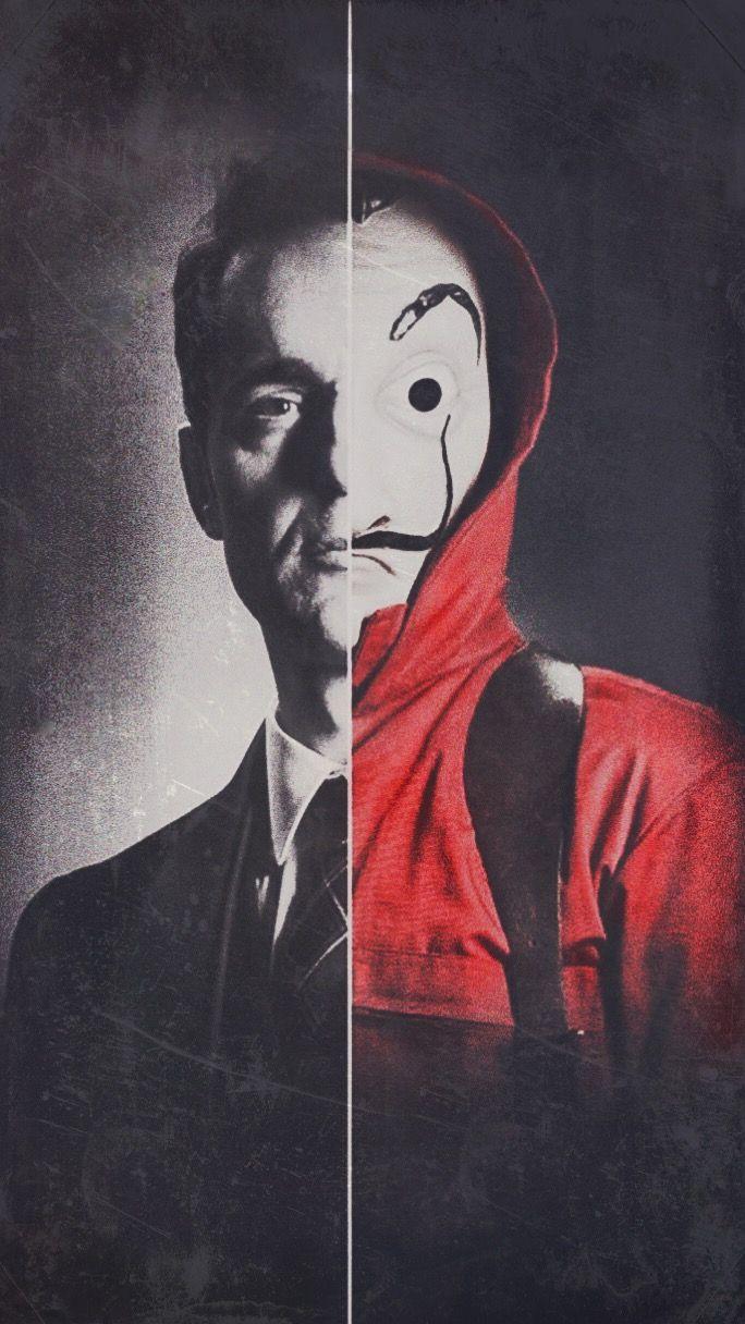 Pin Di Tasneem Abualzait Su Portrait Art Nel 2020 Case Di Carta Sfondi Berlino