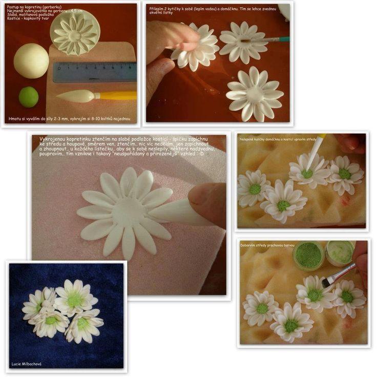 Image result for tutorial fondant gumpaste succulents