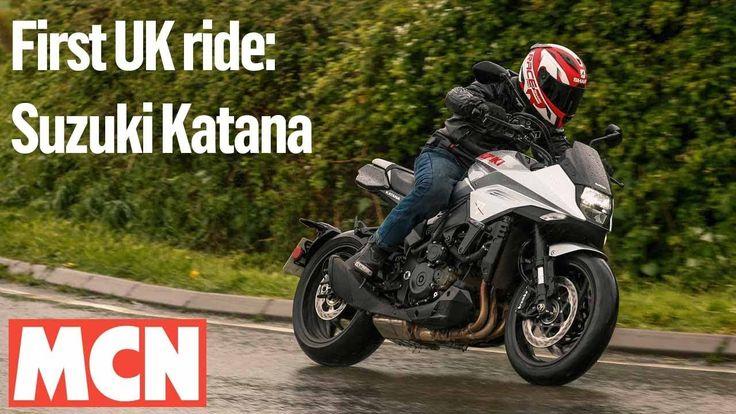Suzuki Katana Uk First Ride Mcn Motorcyclenews Com Suzuki