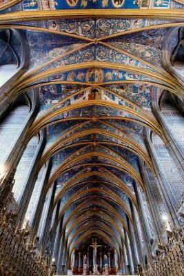 Sainte Cécile Cathedra, Albi, France, uncredited photol