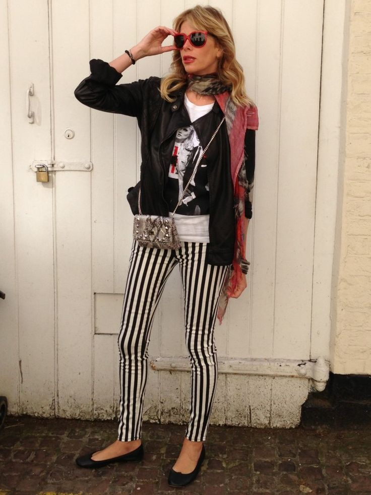 London outfit by Alessia Marcuzzi #pashminas #London
