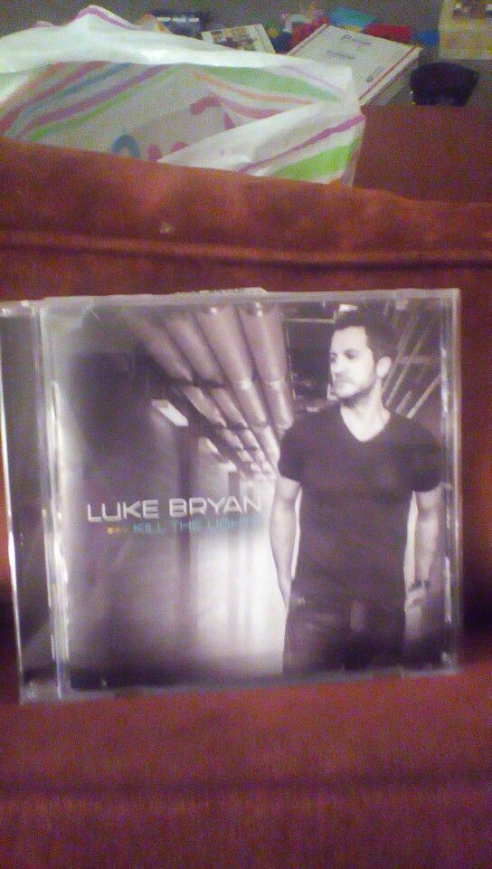 Luke bryans new album