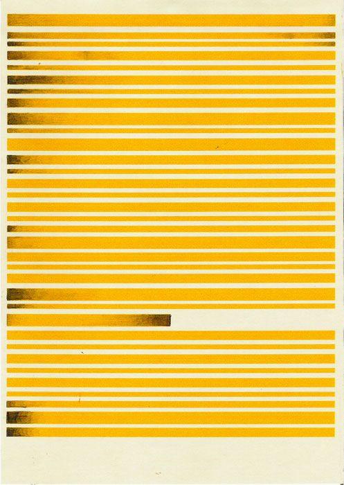 Yellow Study 01
