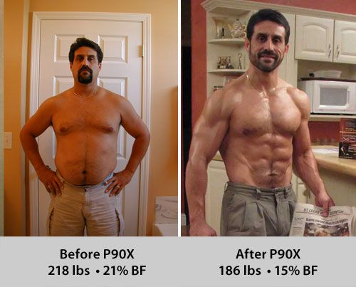 Male Weight Loss Transformations | P90X Testimonials – Men | Fitness, Weight Loss, and Diet Blog by ...