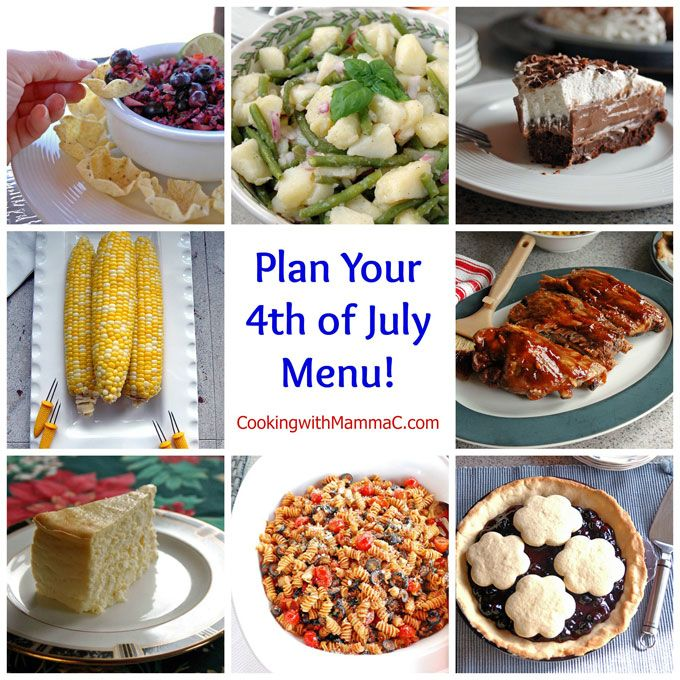 fourth of july food facts