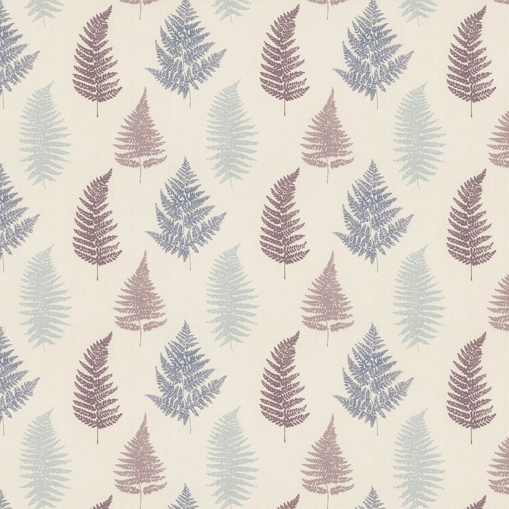 Fern Grape roller blind from Style Studio. Decorating with Heart Wood - Dulux colour of the year 2018. Purple / pink / mauve home decor ideas. Window blinds. Roller blinds. Contemporary purple / pink home decor ideas.