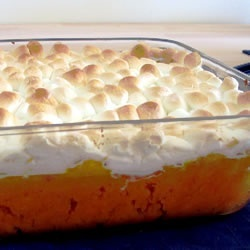 casseroleSide Dishes, Sweets Potatoes Casseroles, Food, Casseroles Recipe, Casseroles Ii, Dinner Ideas, Holiday Meals, Orange Juice, Marshmallows