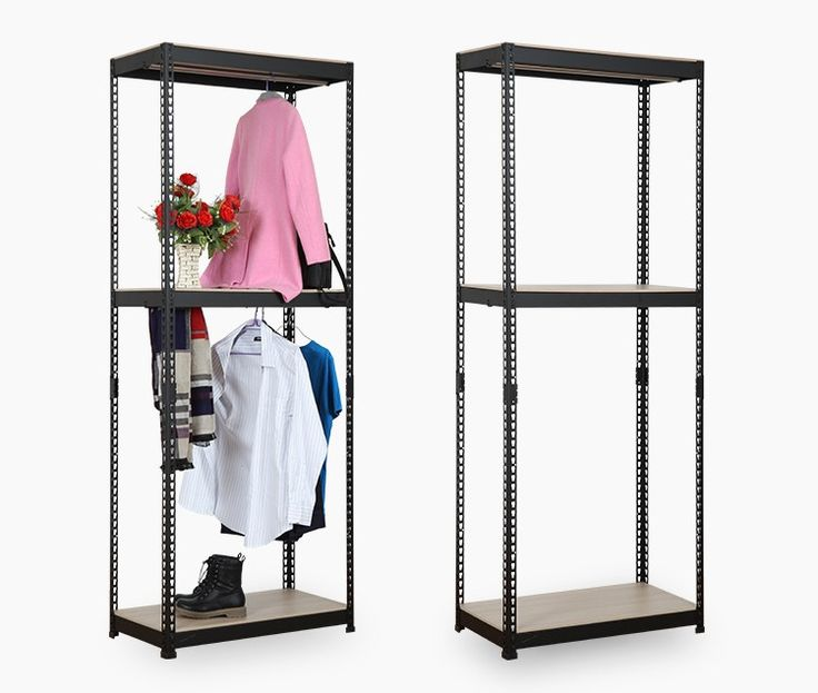high quality customized metal clothes rack