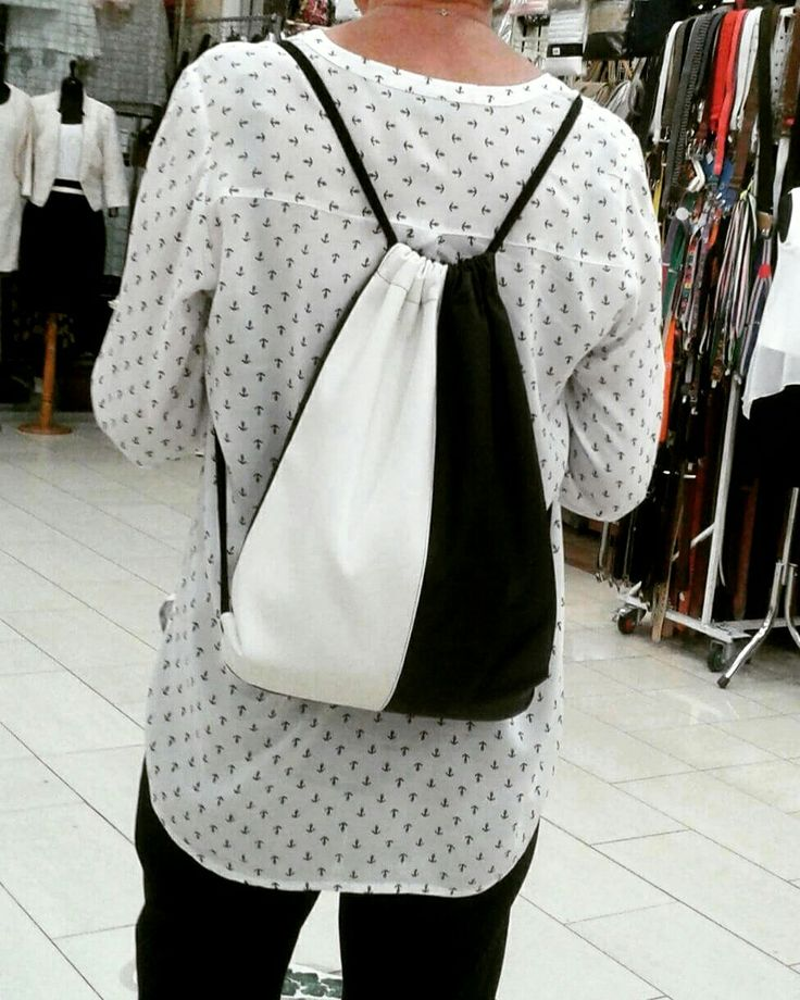 Black & White fashion by Rekaboo Bag
