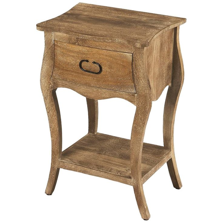 Butler Specialty Rochelle Natural Nightstand