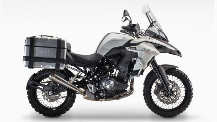 Benelli TRK 502 2016 | Novedades | Motociclismo.es