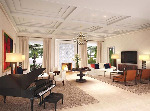 The Contemporary Hotel Bel Air in Los Angeles