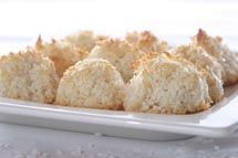 Coconut Macaroons - Chef Michael Smith