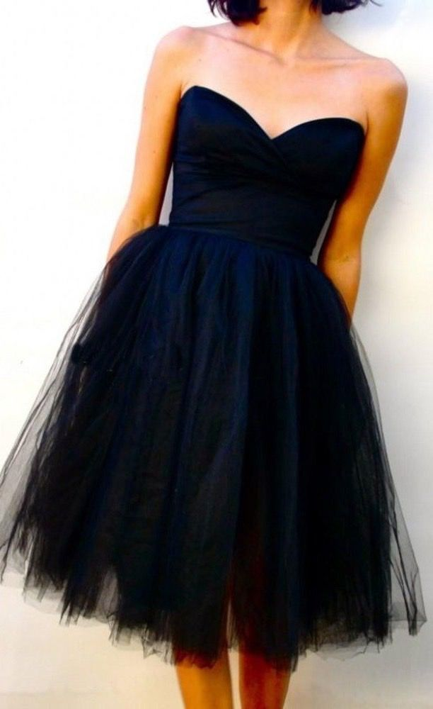 Vintage Little Black Dress