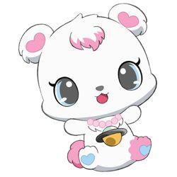 Jewelpet Labra! Kawaii!!!!