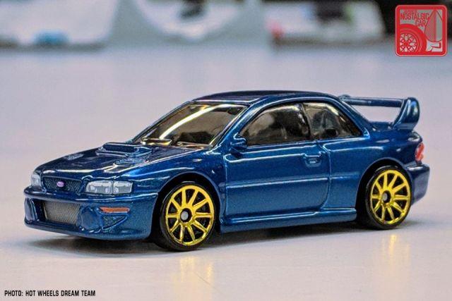 Minicars Hot Wheels Is Making A Subaru Impreza 22b Sti Subaru Impreza Hot Wheels Subaru