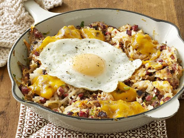 Pierce the yolk on this Corned Beef Hash and get ready for applause.