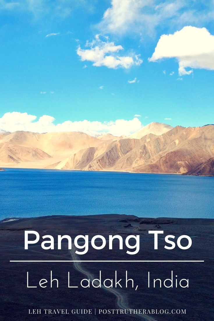 'Pangong Tso' means 'long, narrow, enchanting lake'. It is one of the high altitudes endorheic lakes of India at a staggering altitude of  14270 feet (4350 Meters) in the Himalayas. The multi-shades of blue colour and the beautiful ocean-like lake is about 5 KM wide at its broadest point and about 134 KM long with about 60% of the length extending into Tibet.  During winters the lake freezes completely, which itself is a great experience to witness if you have seen the other colours of the…