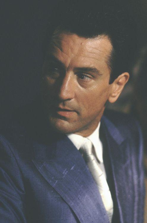 Robert De Niro. My favorite actor…Leo...