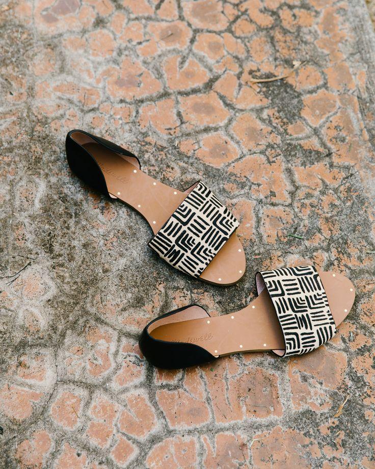 madewell thea sandal.