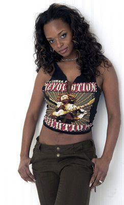 N'Bushe Wright Celebrity | TV Guide