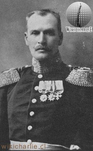 """Sofanor Parra Hermosilla llamado """"El Inmortal"""". Héroe Chileno Guerra del Pacifico"""