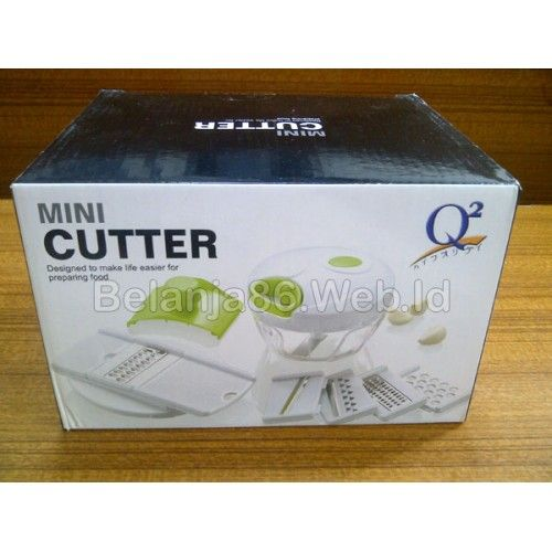 Q2 Mini Cutter Set