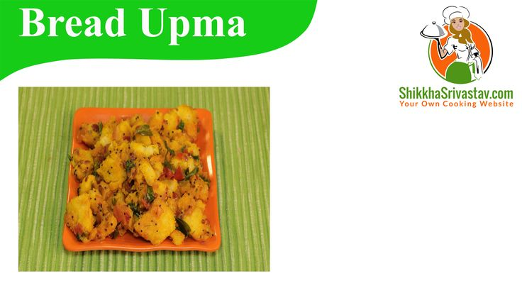 203 best hindi recipe youtube video images on pinterest language bread upma recipe in hindi how to make bread upma at home in hindi language forumfinder Gallery