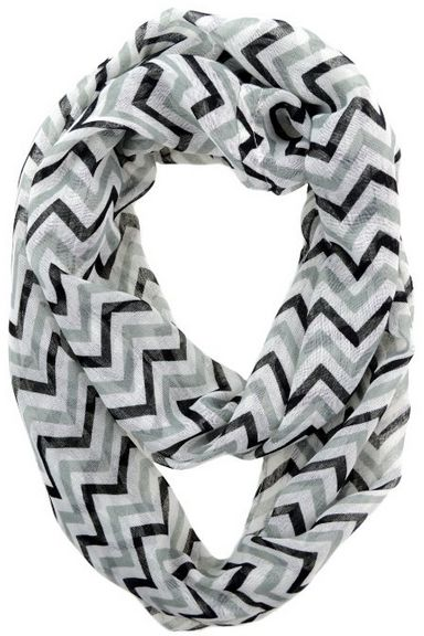 Chevron Infinity Scarves as low as $5.99!