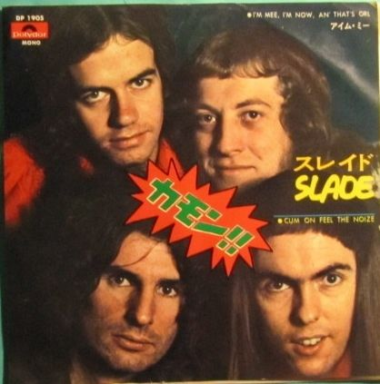 Slade - Cum On Feel The Noize / I'm Mee, I'm Now, An' That's Orl (Vinyl) at Discogs