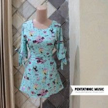 Music Story Dress - Tosca