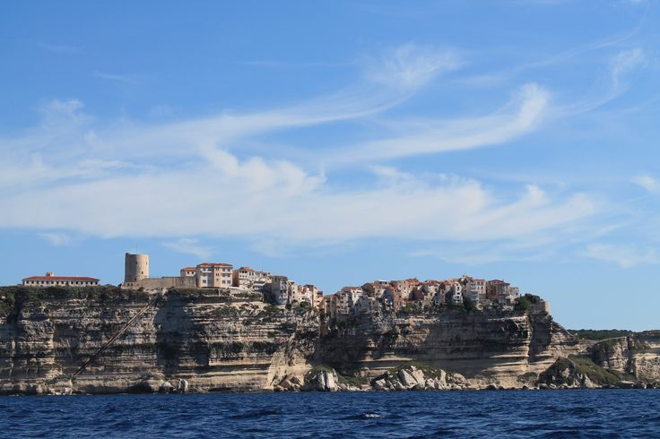 Corsica - Bonifacio #trainthetripperintoyou