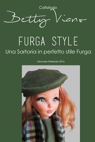 Betty Viano Sartoria Dolls, Riproduzioni Furga, Modelli vestiti bambole Furga, Furga 4S, Dolls, Bambole anni '60