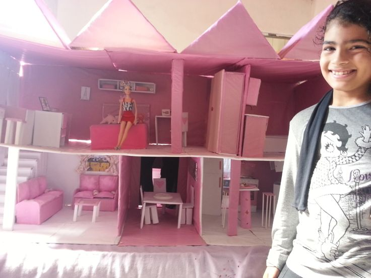 17 melhores ideias sobre casa da barbie no pinterest for Casa di barbie youtube