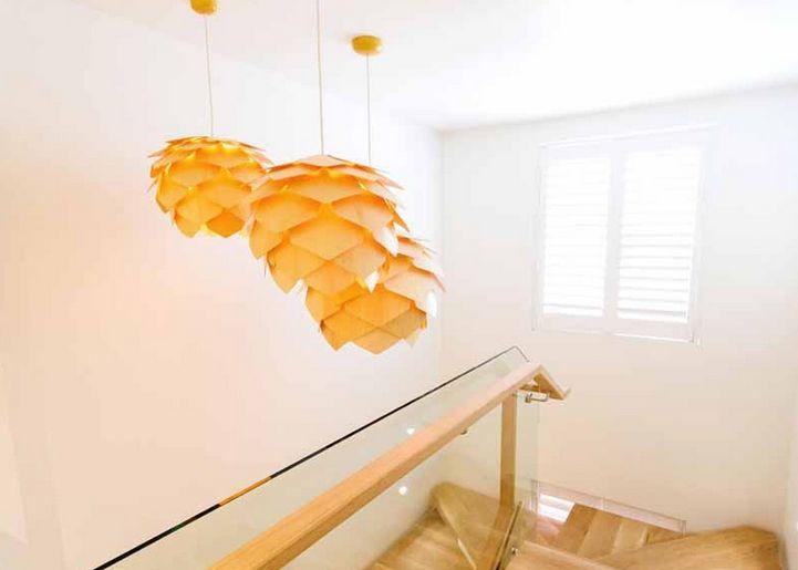 Replica Crimean Pinecone Pendant Lamp By Pavel EekraThe Block Shop - Channel 9