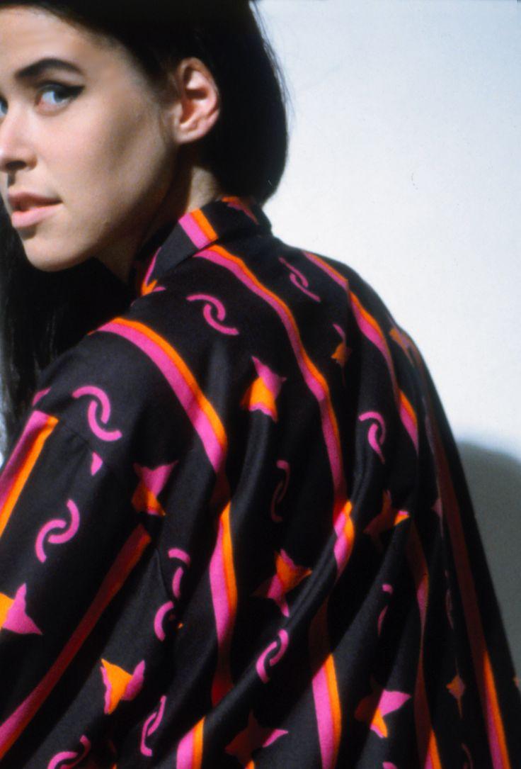 """Picasso"" shirt and printed fabric for Marimekko, (-91)"