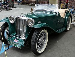 1937 MG TA Midget. I'll have to bust out my monocle and bomber cap to drive this around sippin tea LIKE A BOSS!!!