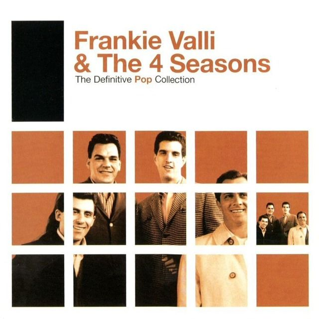 The Definitive Pop Collection, Frankie Valli
