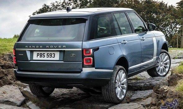 رانج روفر بمميزات فائقة لعشاق سيارات الدفع الرباعي Range Rover Land Rover Range Rover Sv