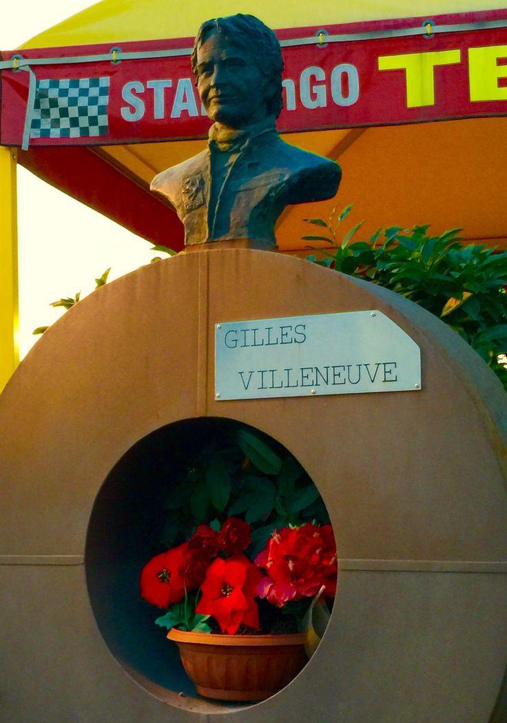 Maranello, Via Gilles Villeneuve