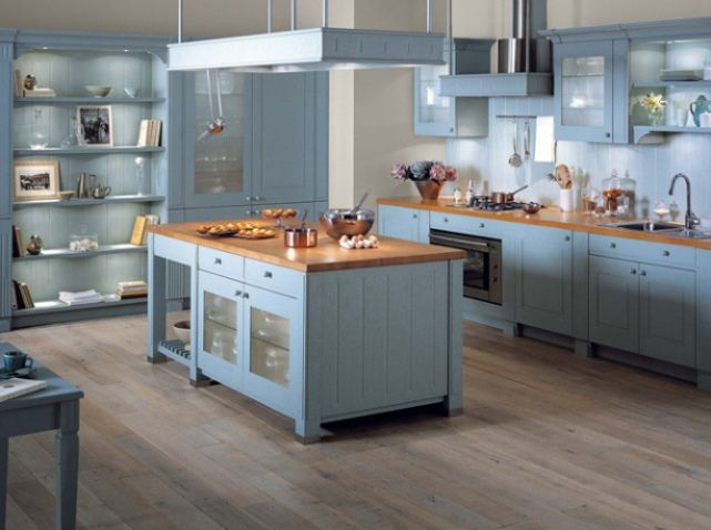 La cuisine esprit campagne nous charme elle d coration for Kitchen design 10 5 full patch