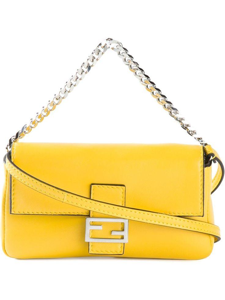 #fendi #baguette #bag #yellow #clutches #women #summer www.jofre.eu