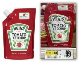 Heinz Ketchup Pouch, As Low As Free At ShopRite!Dolls Life, Plastic Cups, Head Of Garlic, Paper Prints, Heinz Ketchup, Ketchup Pouch, Dolls Things