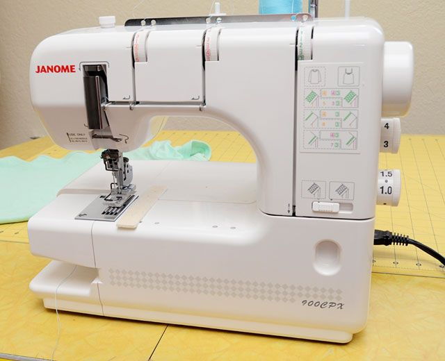 Janome coverstitch review diy sewing projects ideas