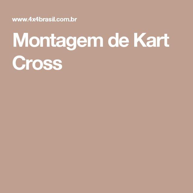 Montagem de Kart Cross