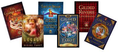 Tarot de la Verdad: Gilded Tarot: diseño y arte en una baraja de carta...