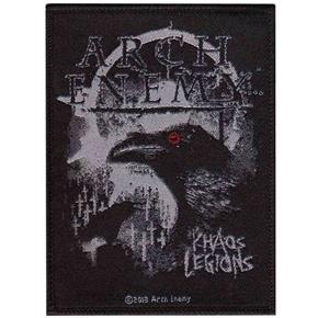 Arch Enemy Raven Patch