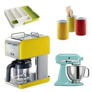 The editors of Storage magazine have picked their top kitchen helpers! Browse their guide for smart gadgets and organizers that will make your kitchen more efficient.